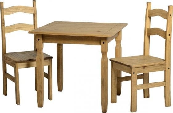 Mexican Pine Dining Set (Rio)