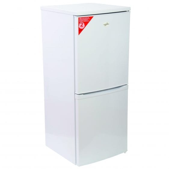 Alpine Freestanding Fridge Freezer