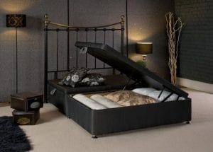 Otterman Double Storage Bed