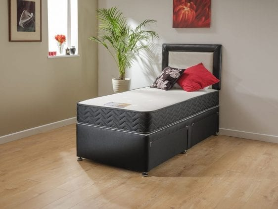 Paris Orthopaedic Divan Bed