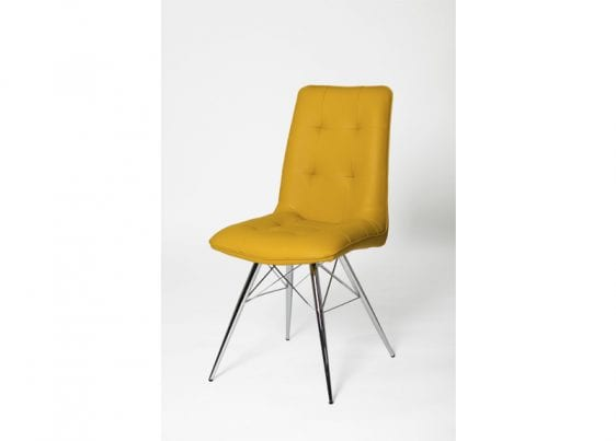 Yellow Tampa Chair