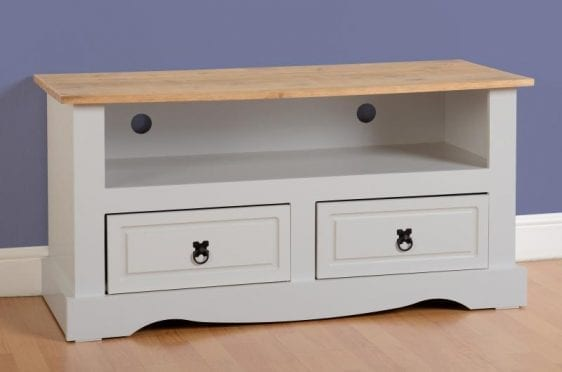 Corona 2 Drawer TV Unit