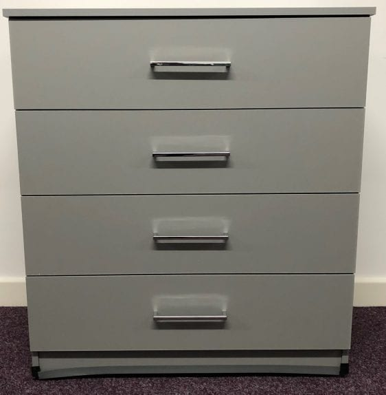 Dusk Grey Chest of Drawers