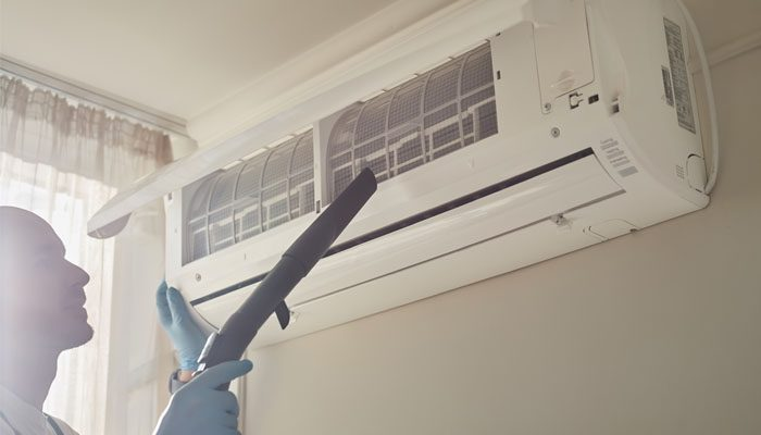 cleaning air con