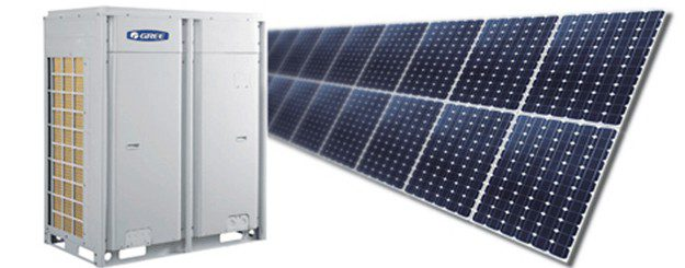 Photovoltaic VRF Air Conditioning