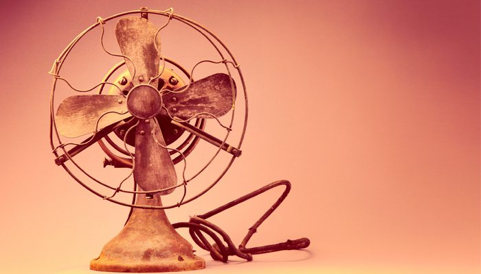 The Office Air Con Revolution: WWII