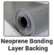 Neoprene Bonding Layer Backing