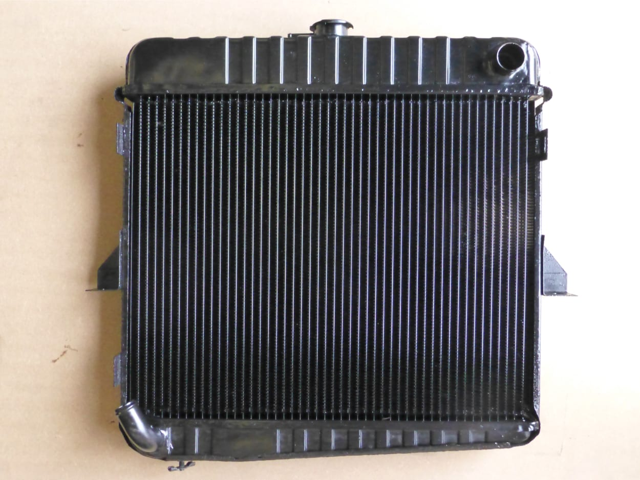 Bedford CF Petrol Motor Home Radiator Recored Newquay Cornwall
