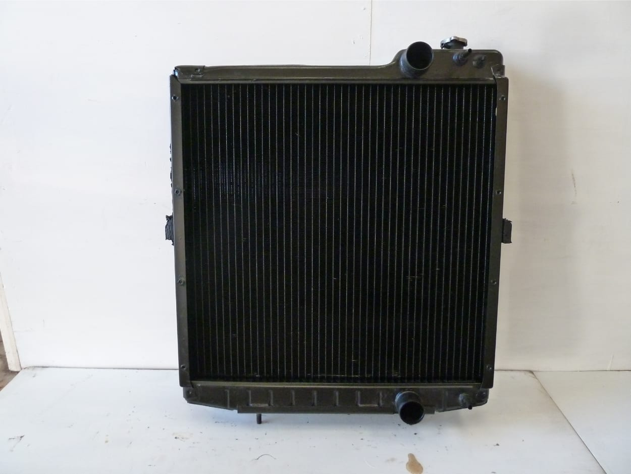 Case Magnum 7110 Tractor Radiator Repaired Minehead Somerset