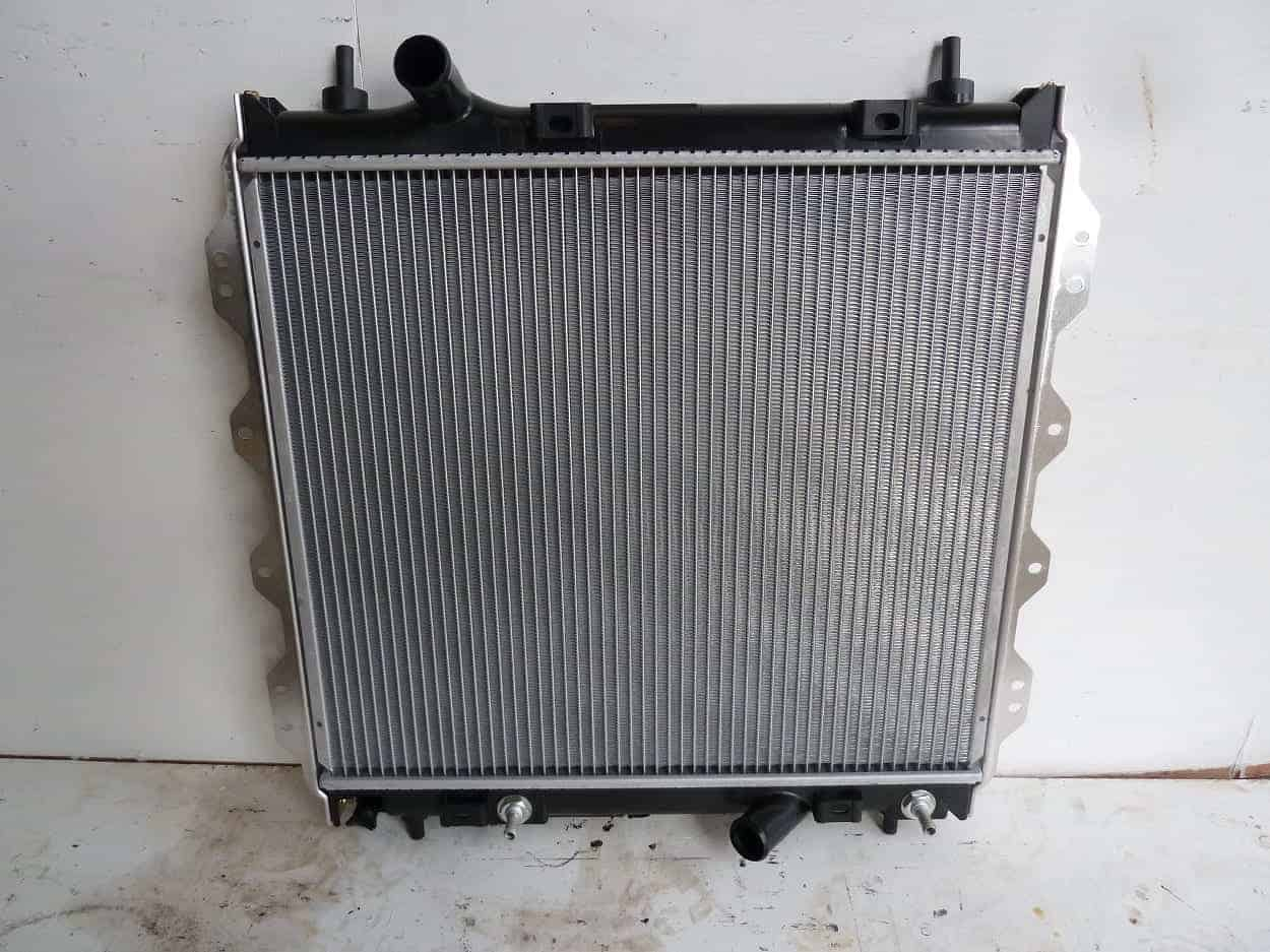 Chrysler PT Cruiser New Radiator Ide Devon