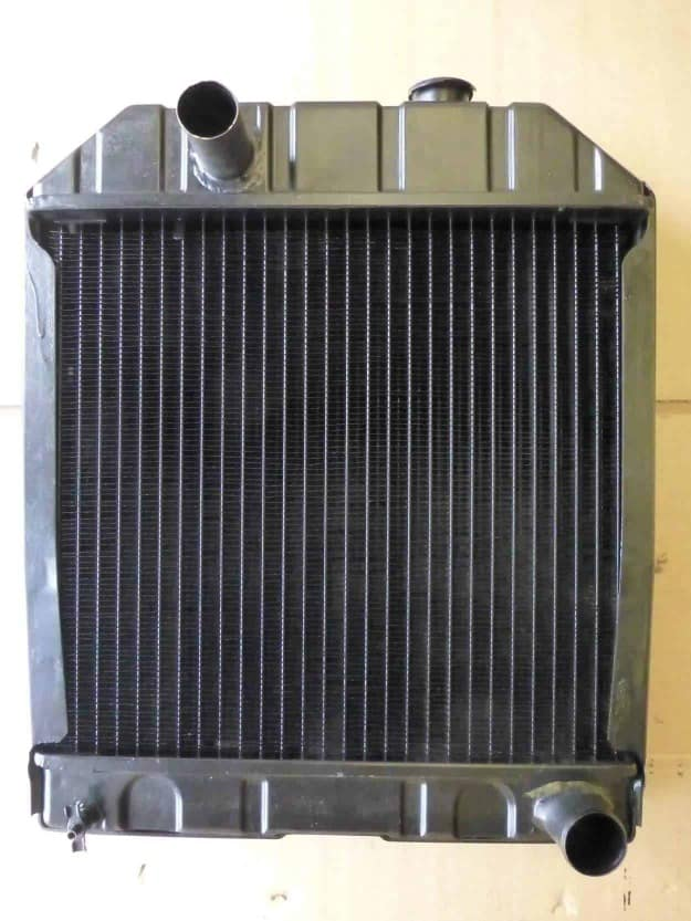 Ford 4000 Tractor Radiator Recore Lanivet Cornwall