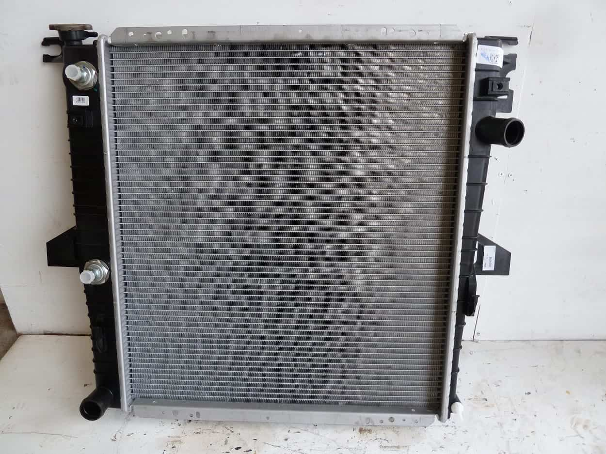 Ford Explorer 5.0 Auto New Radiator Exeter Devon