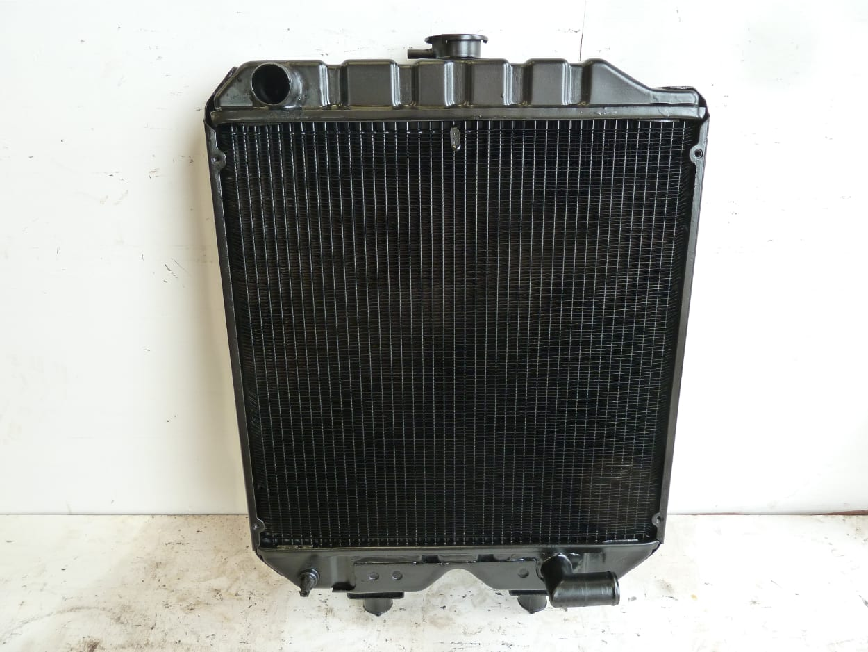 Ford New Holland 1910 Compact Tractor Radiator New Upgraded Core Tiverton Devon