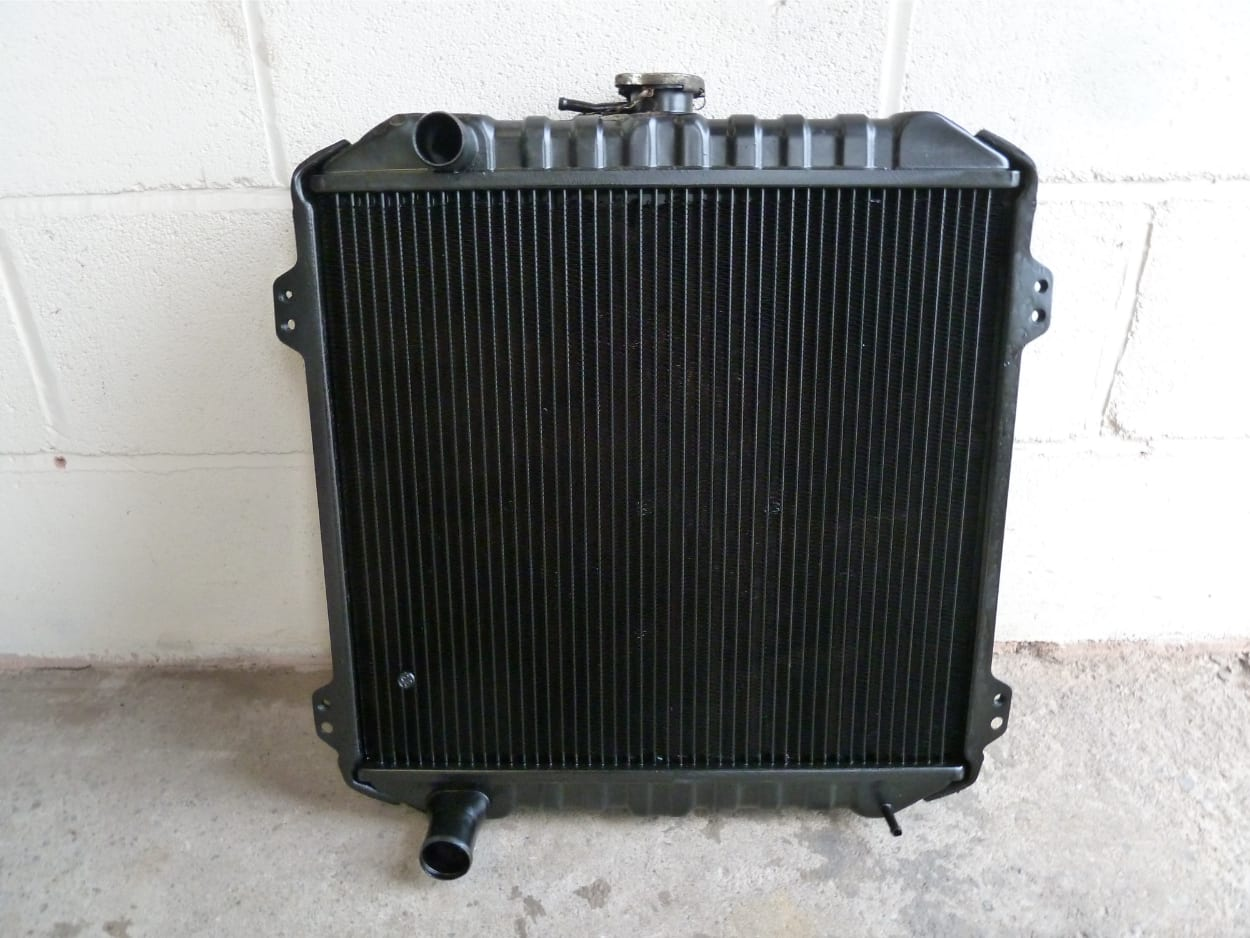 JCB 354 Tractor Radiator New Core Honiton Devon