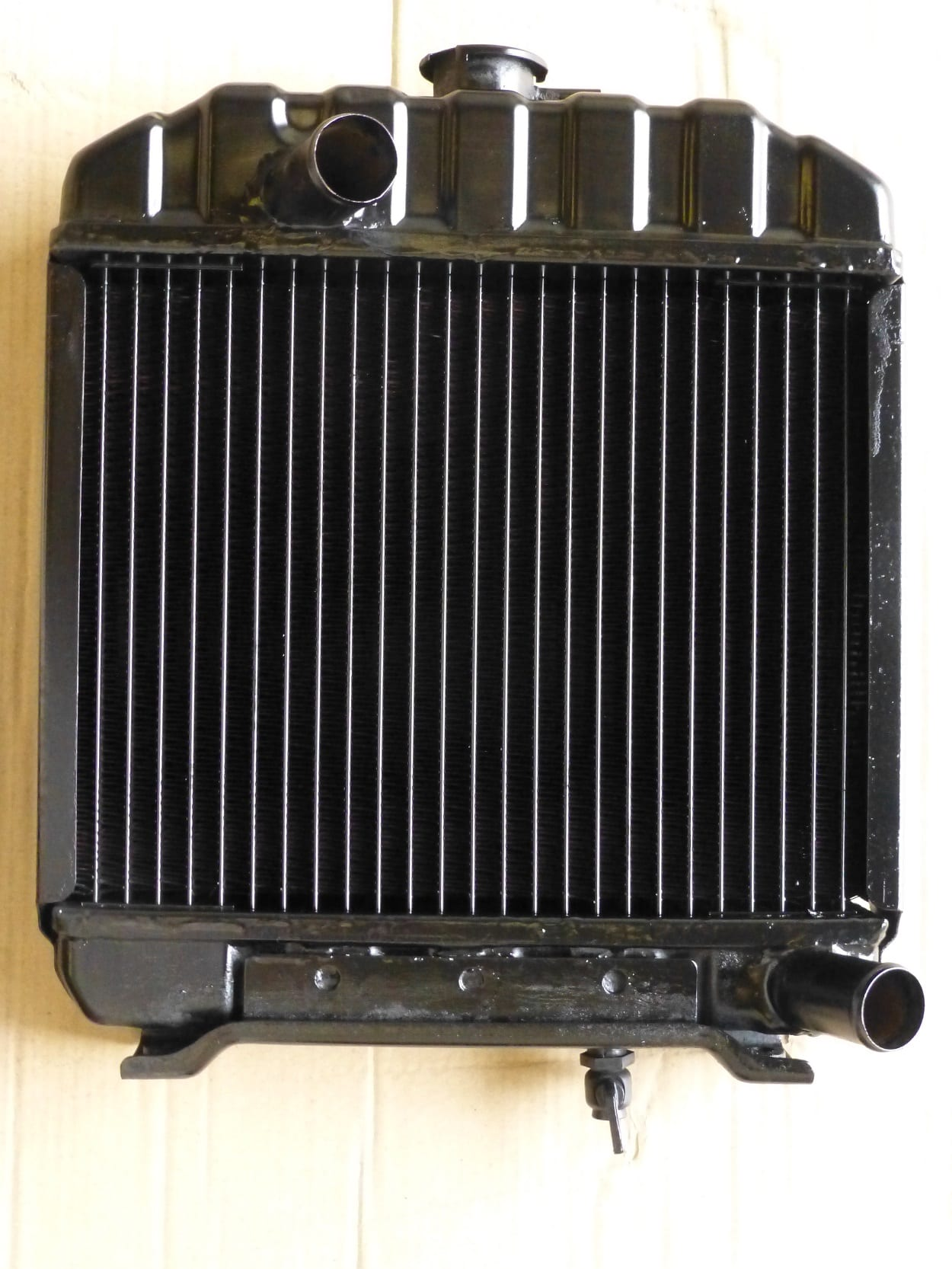 Kubota 6001 Mini Tractor Radiator Recored St Day