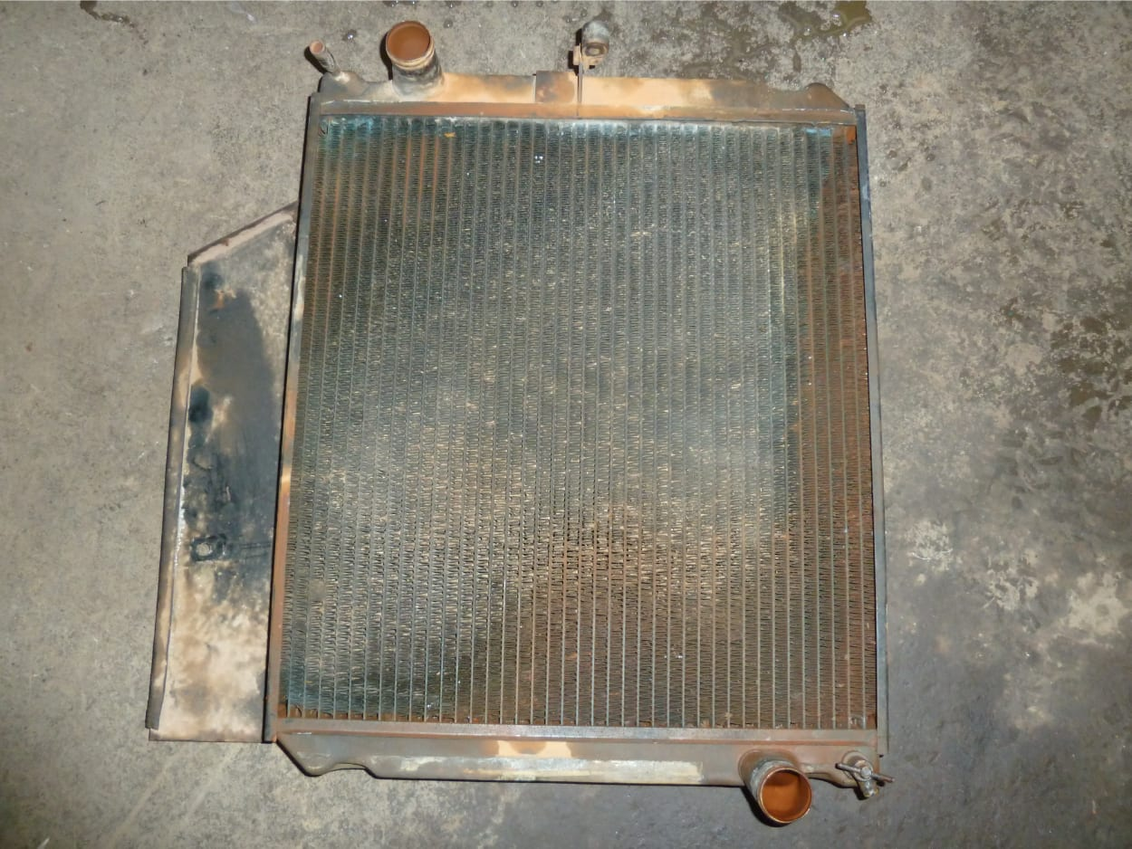 Mercedes 1000 MB Trac Radiator in Need of New Core Exeter Devon