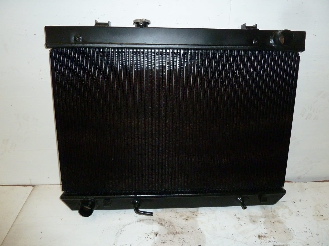 Toyota TownAce Radiator Repaired Exeter Devon