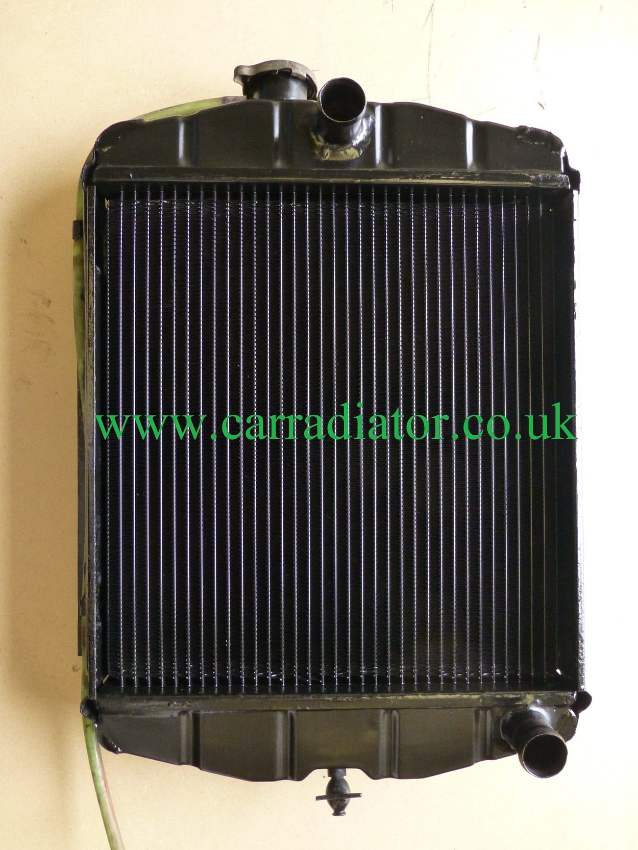 Ford 100E Radiator Upgraded Core Cornwall