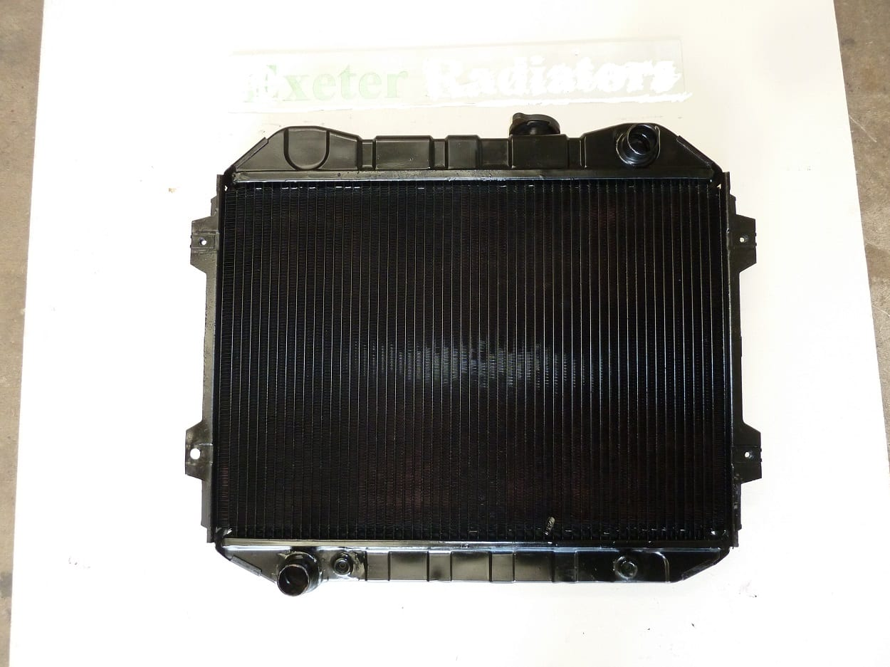 Ford Granada 2.8 Radiator Recored Devon