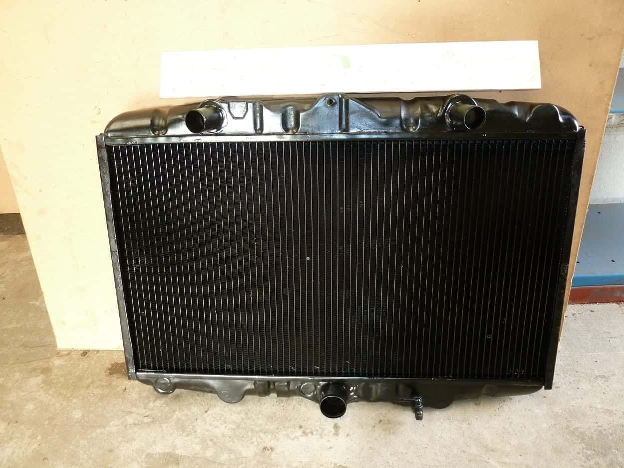 Jaguar Series III E-Type Radiator Recored Devon