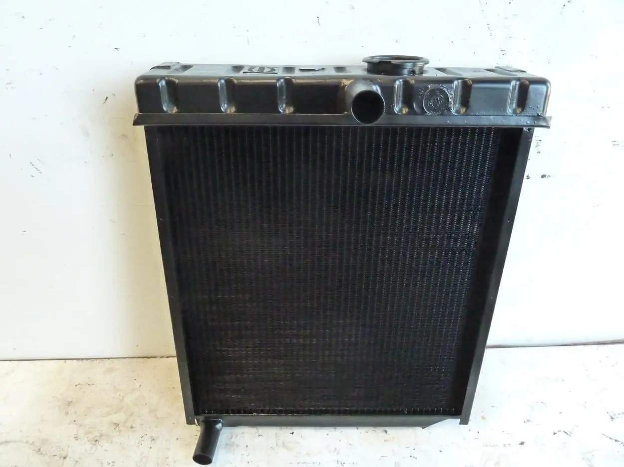 Land Rover Mk1 Radiator Upgraded New Core Wiveliscombe Somerset