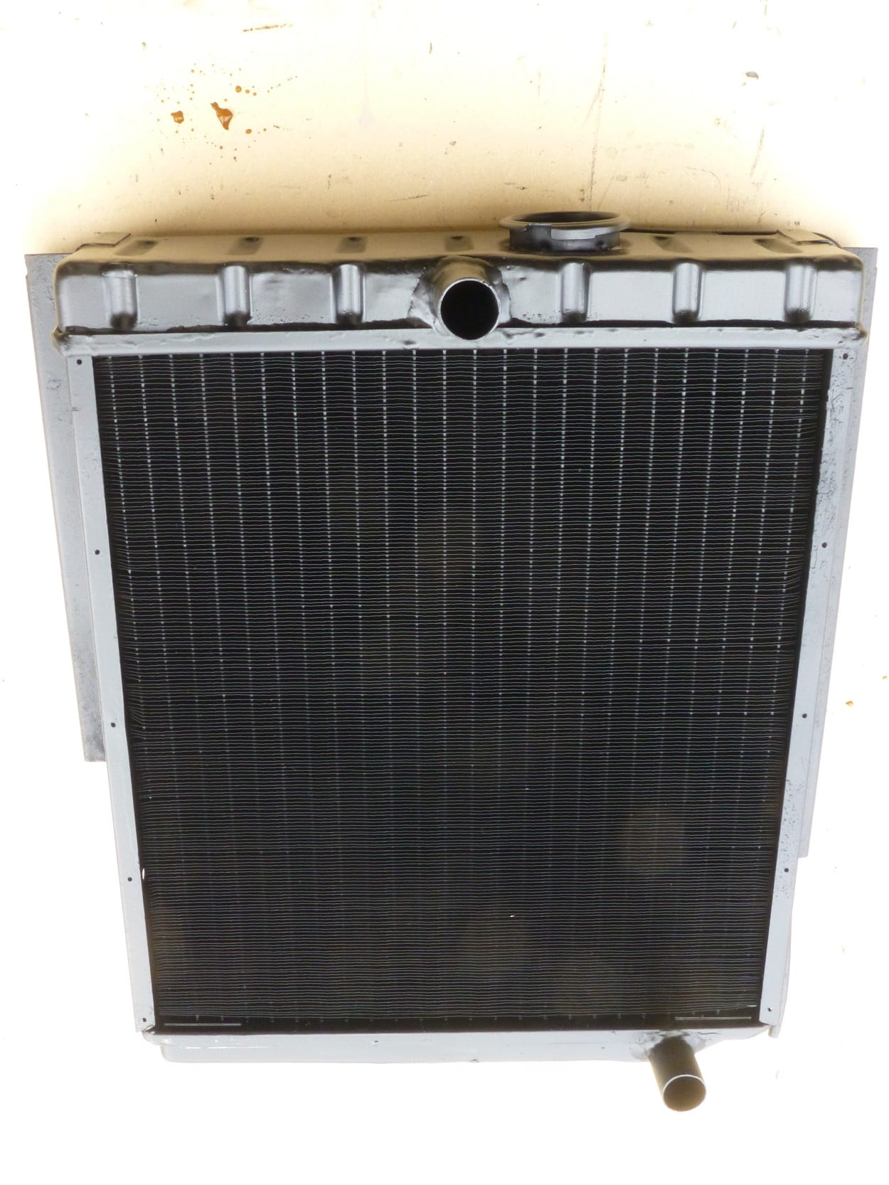 Land Rover Series 2 Early Radiator Recored Christchurch Dorset