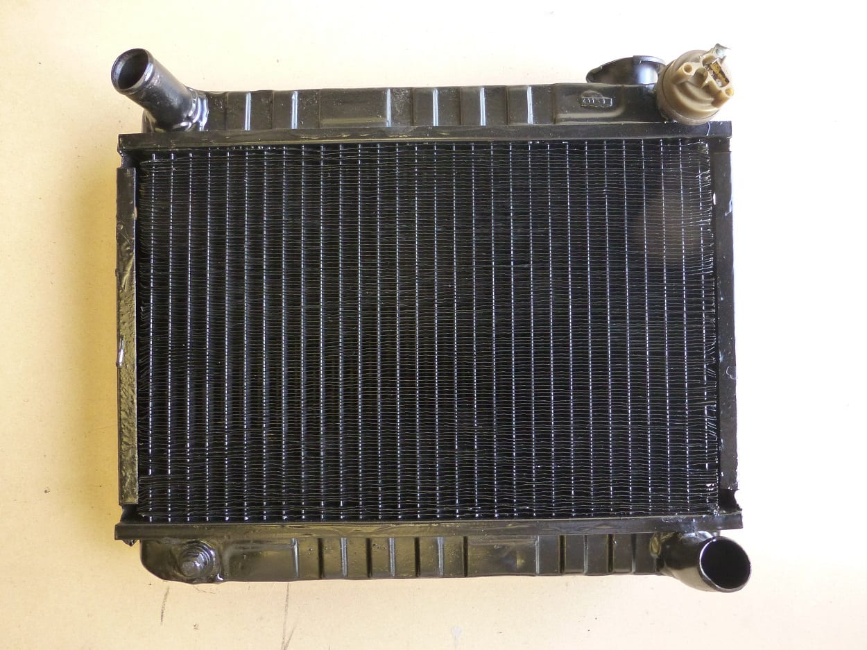 Lotus Elan +2 Radiator Cleaned Tested and Made Serviceable Cornwall