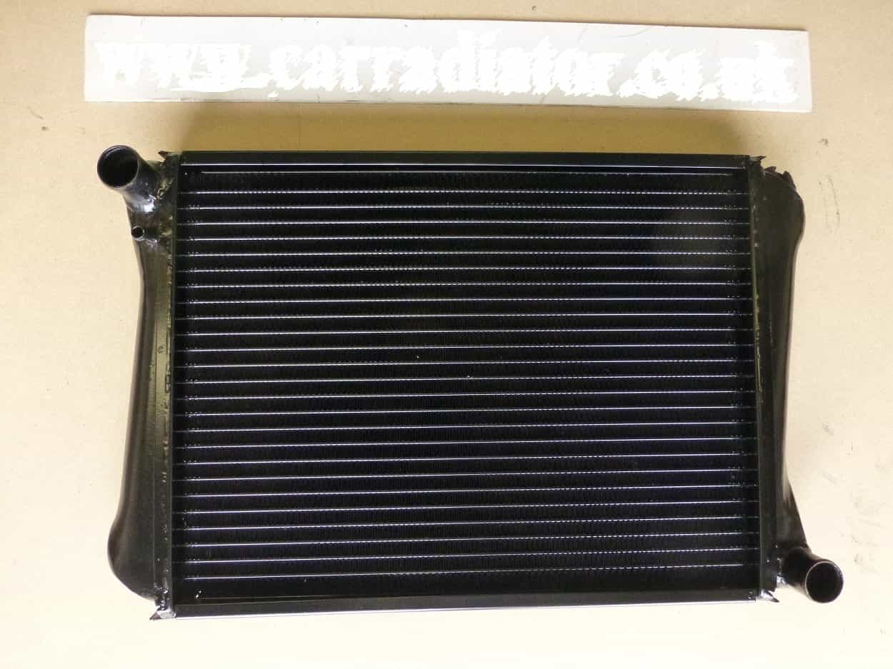 MG Midget Radiator Recored Cornwall