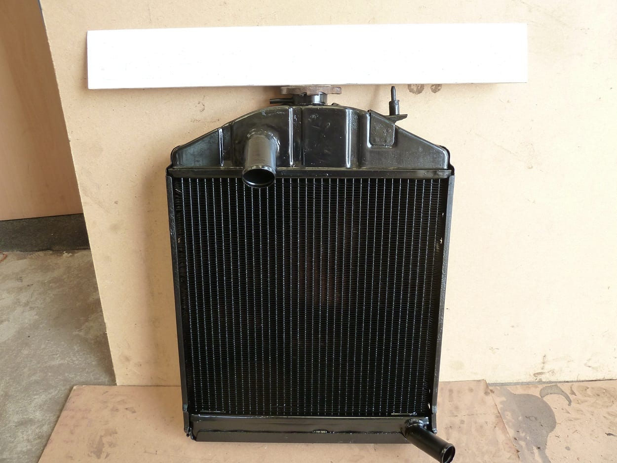 Massey Ferguson 130 Tractor Radiator Recored Launceston