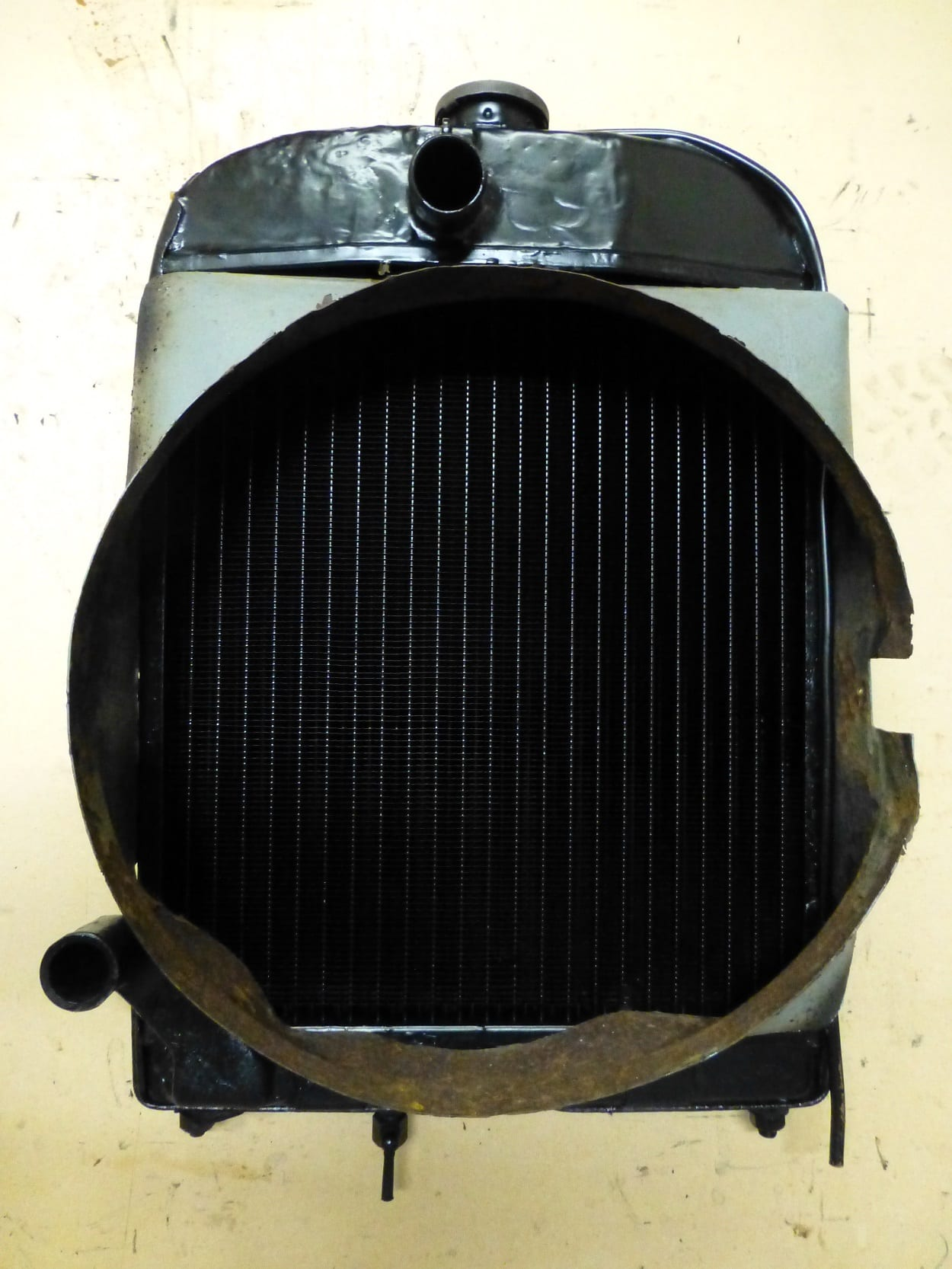 Massey Ferguson T20 Tractor Radiator New Core Cornwall