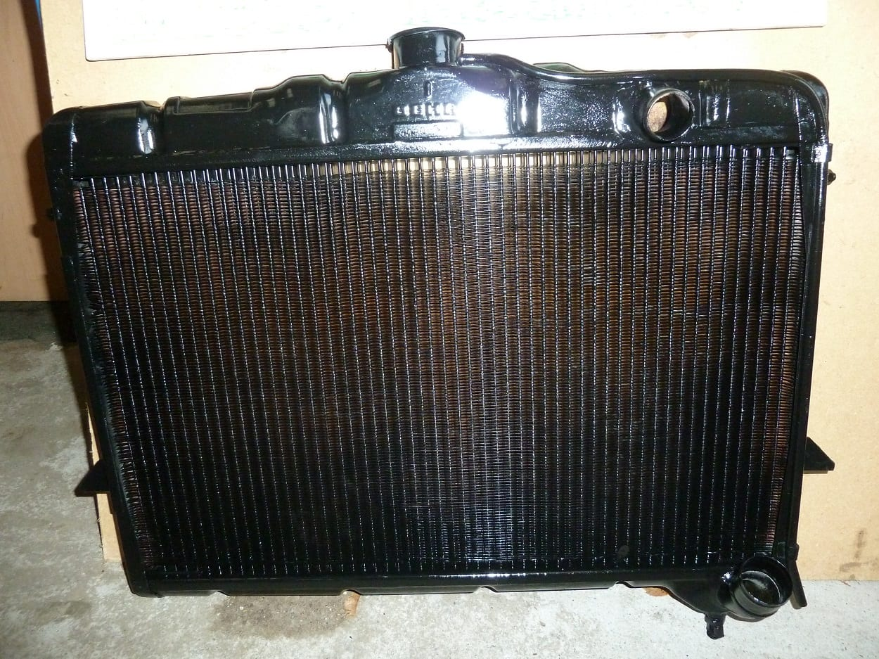 Mercedes 190 SL Radiator Recored Devon