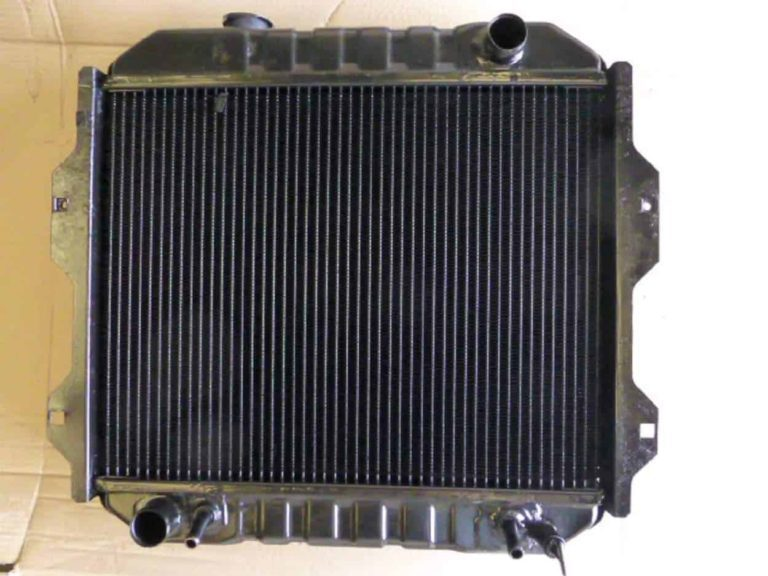 Nissan Forklift Radiator Recored Cornwall