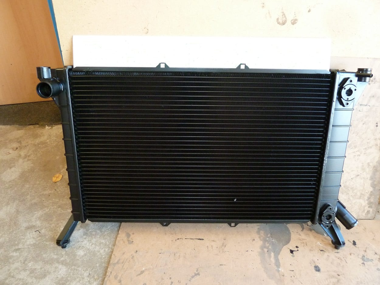 Rover 45 Automatic Radiator Recored Devon