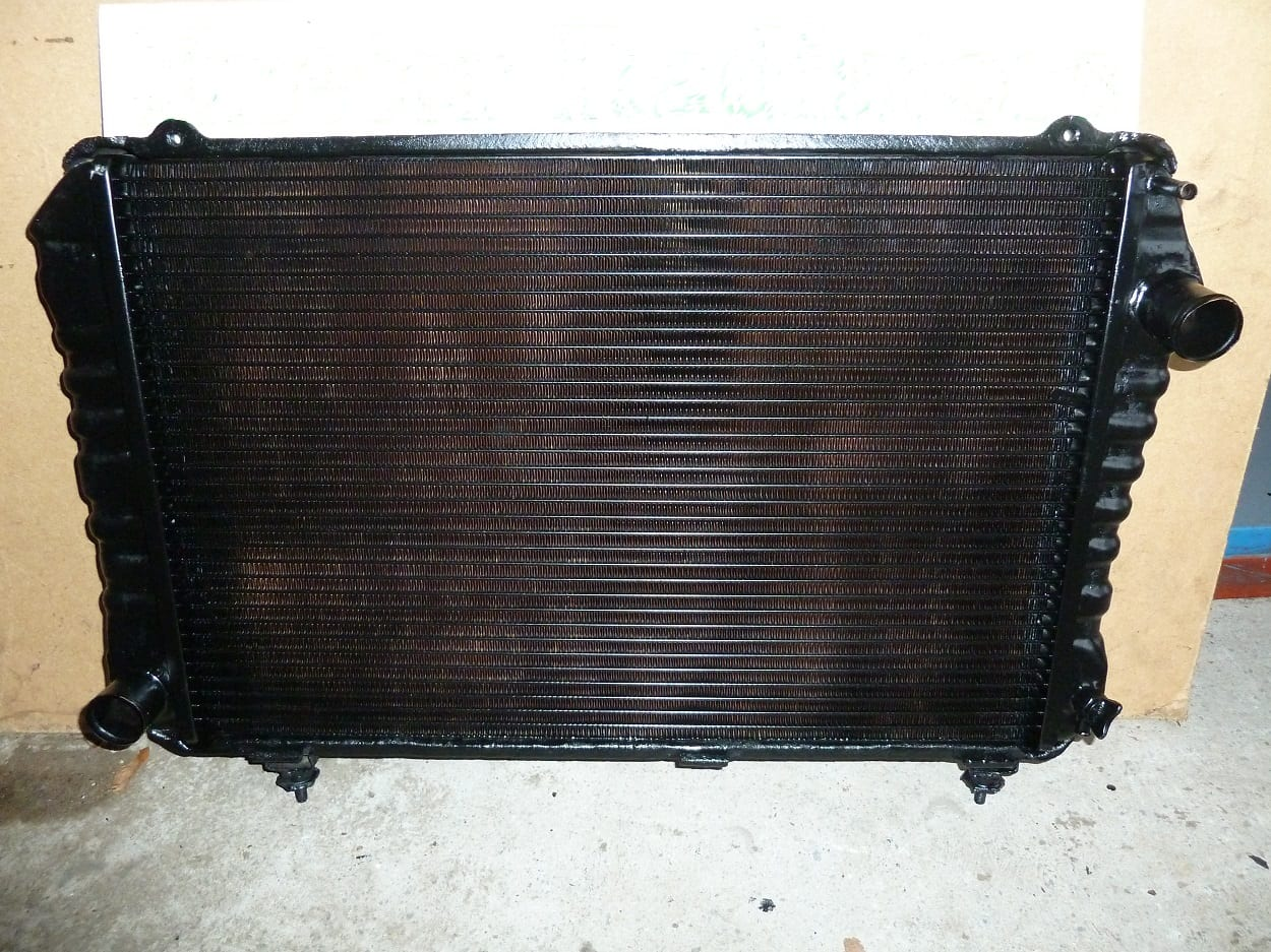 Toyota Space Cruiser Radiator Recored Devon