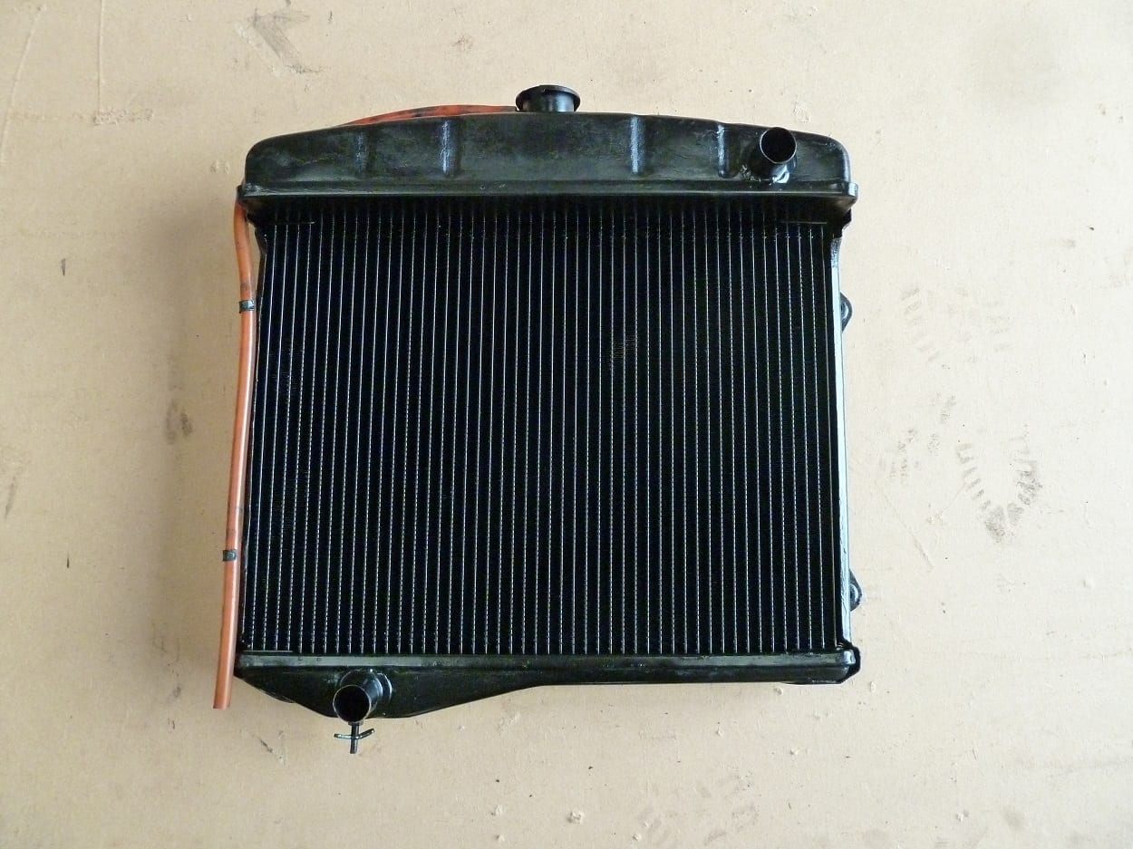 Austin A55 Radiator Recored Cornwall
