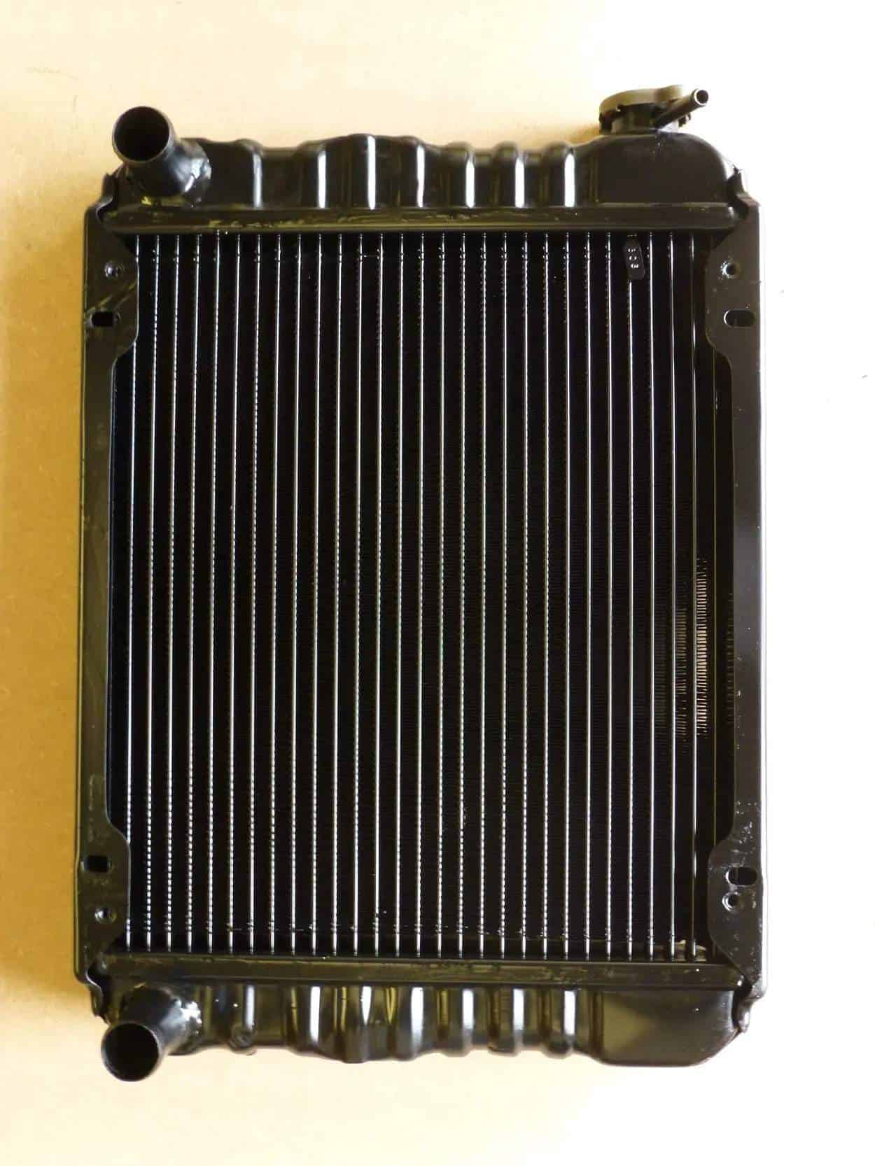 Hitachi EX18-2 Mini Digger Radiator
