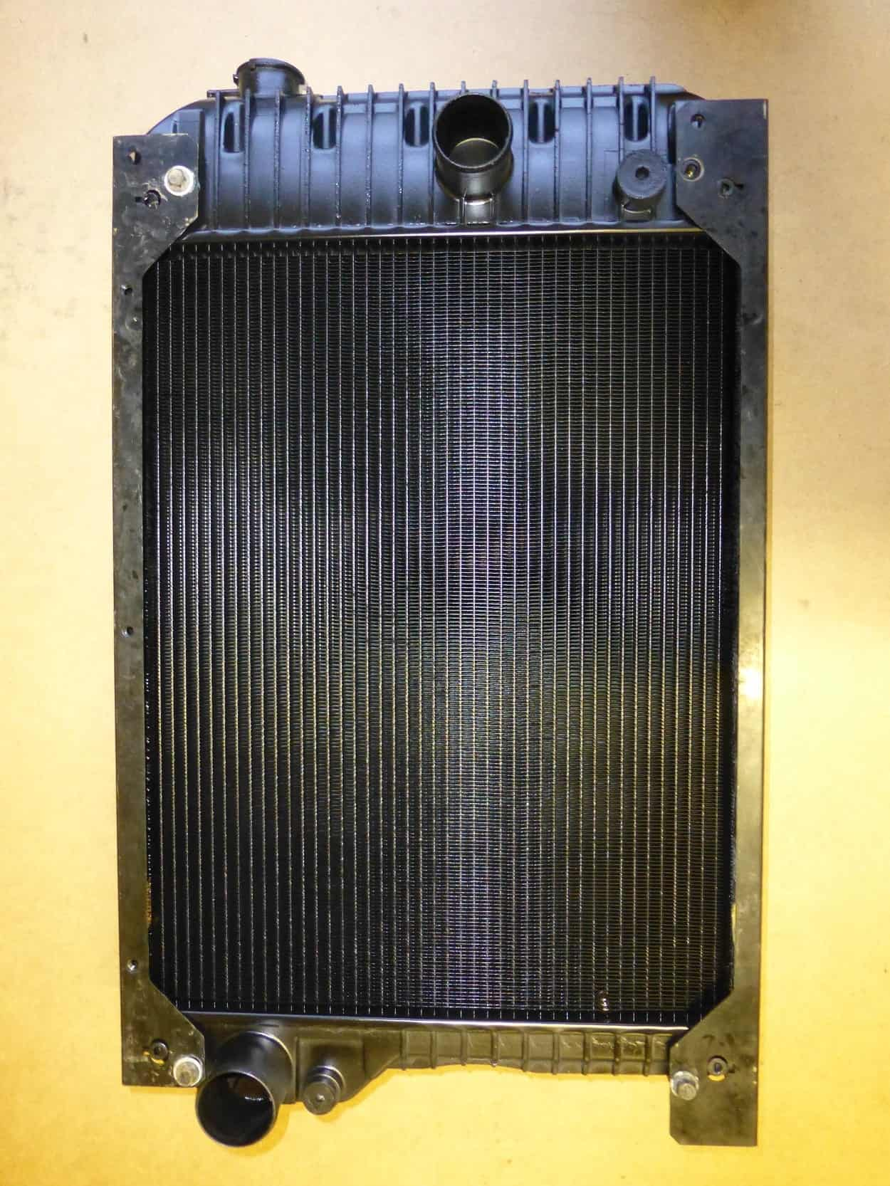 McCloskey Screener Radiator