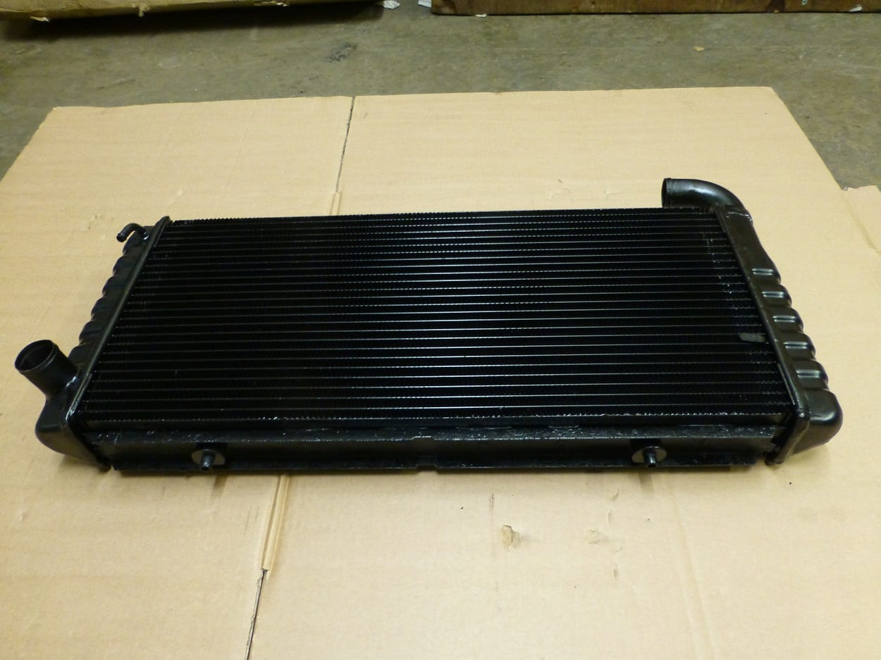 Rover 220 Turbo Radiator Upgraded New Core Cornwall
