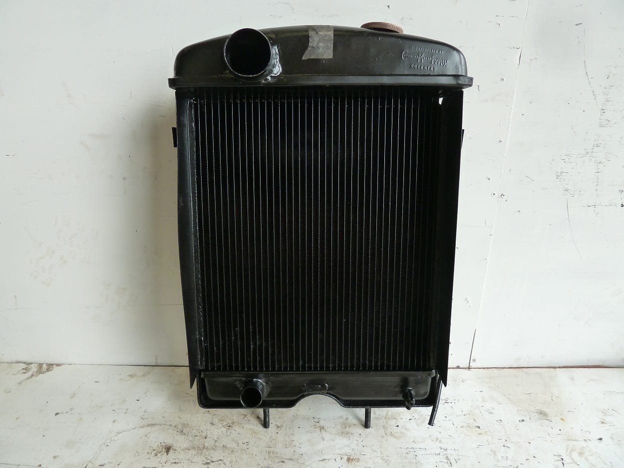 Standard Flying 12 Radiator