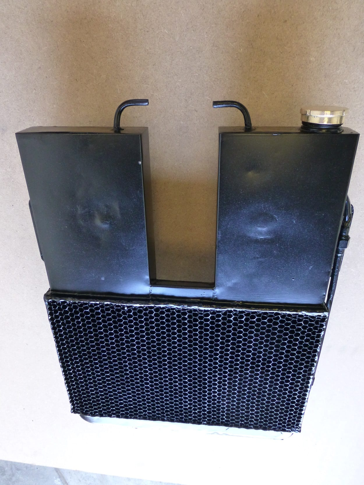 Stevens 3 Wheel Van Radiator
