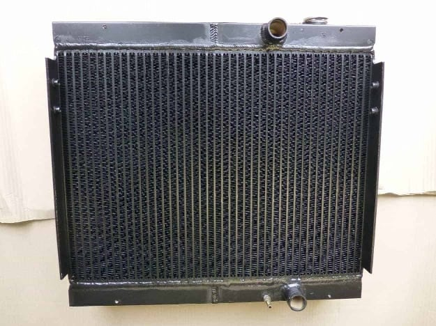 Takeuchi Swing Shovel Radiator (Radiator Section of Combi Unit)