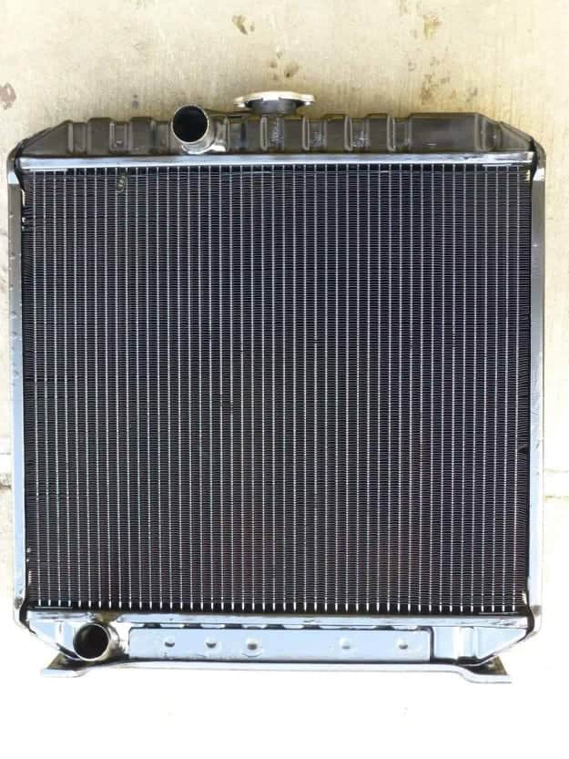 Timberwolf Wood Chipper Radiator