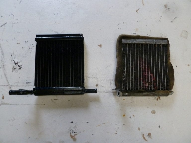 Toyota HiLux Import Heater