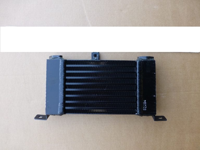 Triumph Tiger Motorcycle Oil Cooler