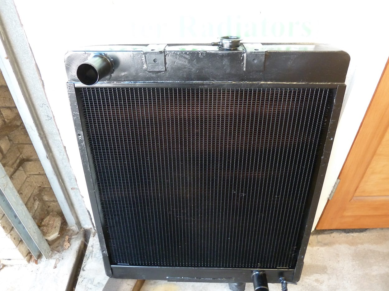 Trommel Screener Radiator
