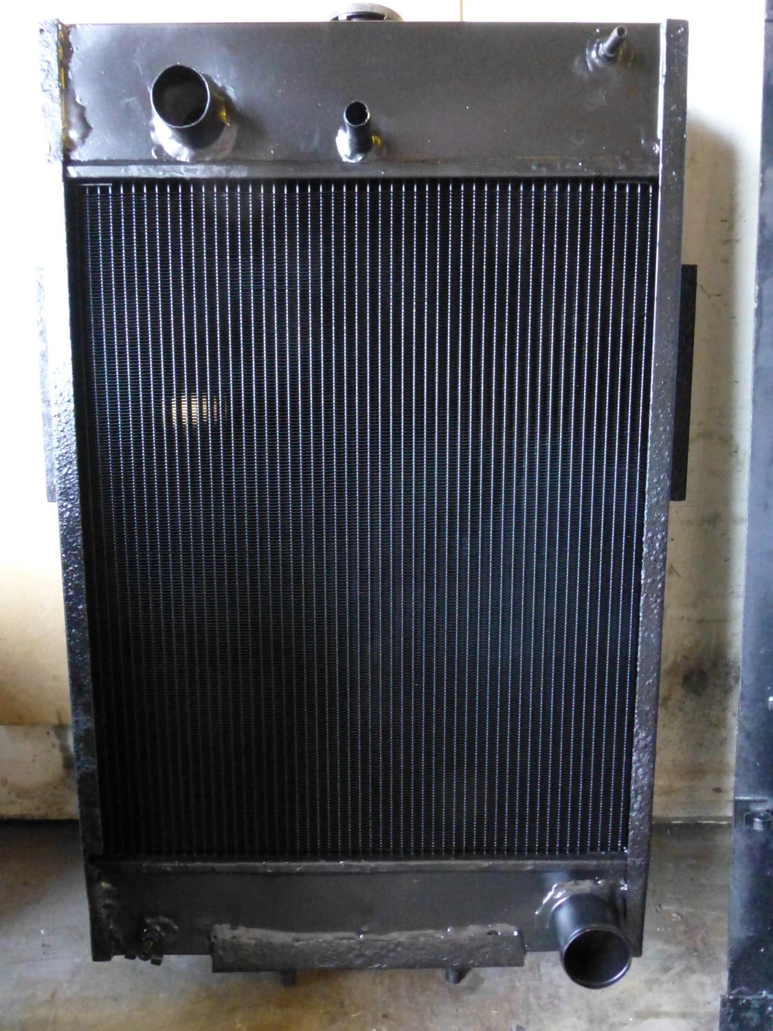 UHP Pump Radiator from a Cummings Engine