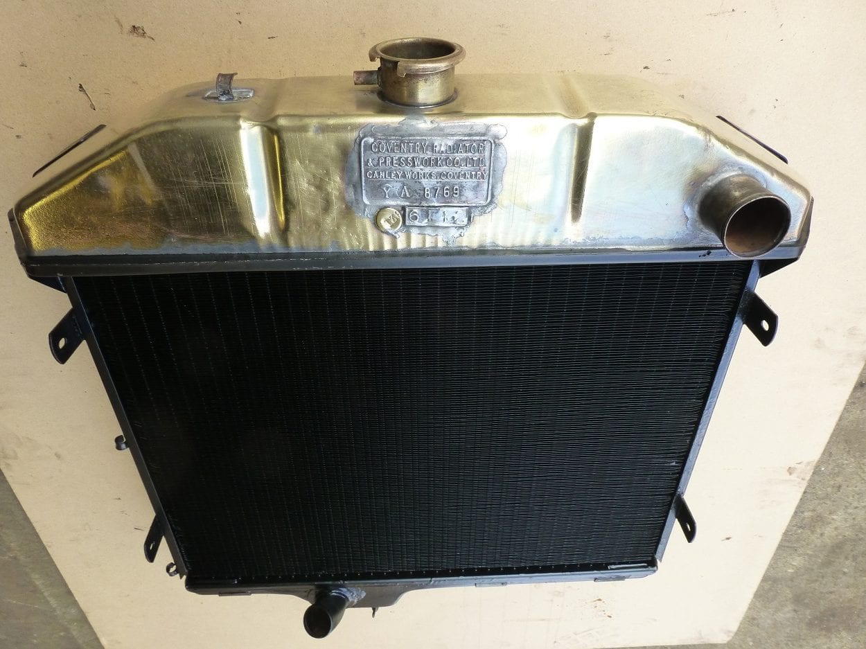 BMC FGK 5-7 Ton Lorry Radiator
