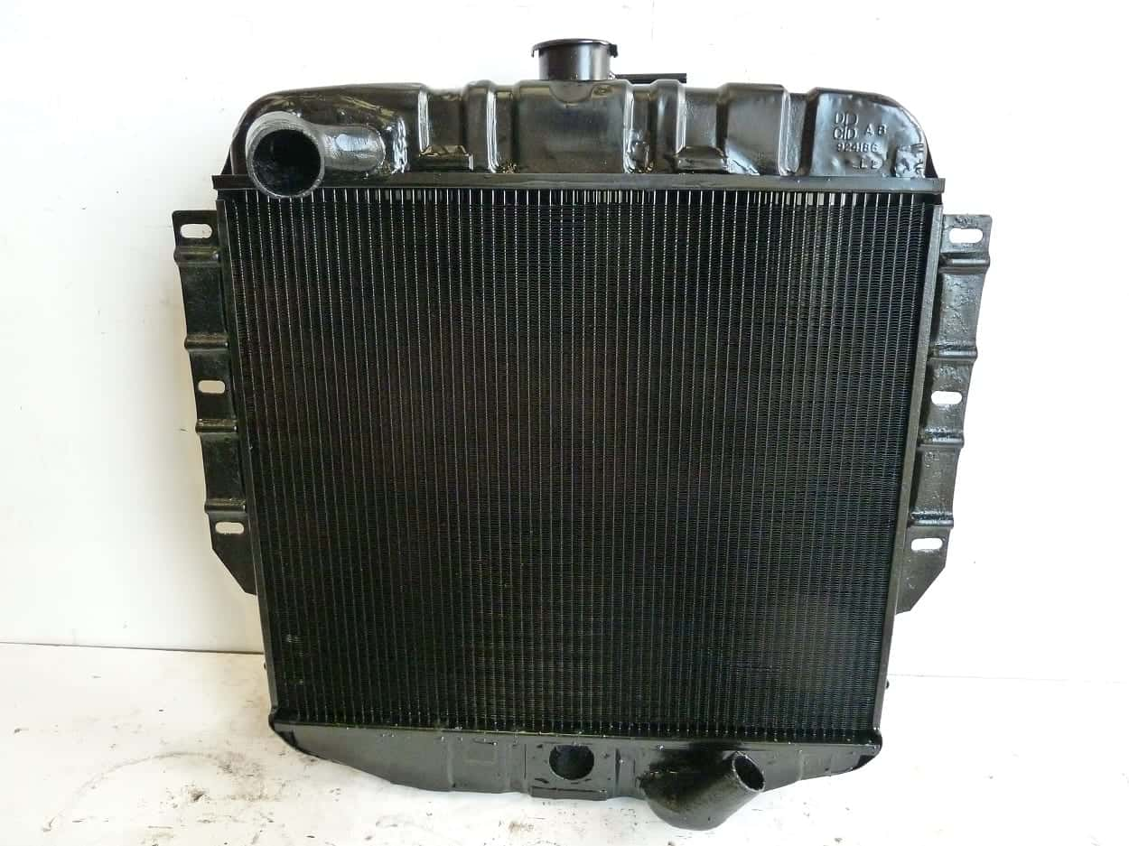 Dodge WC52 Military Truck Radiator
