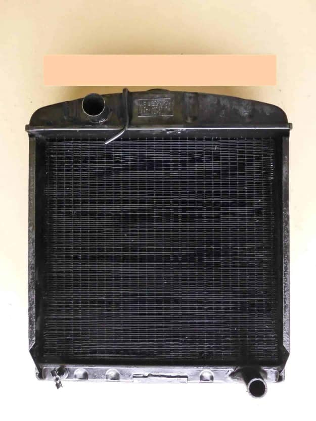 International B414 Tractor Radiator Repaired Cornwall