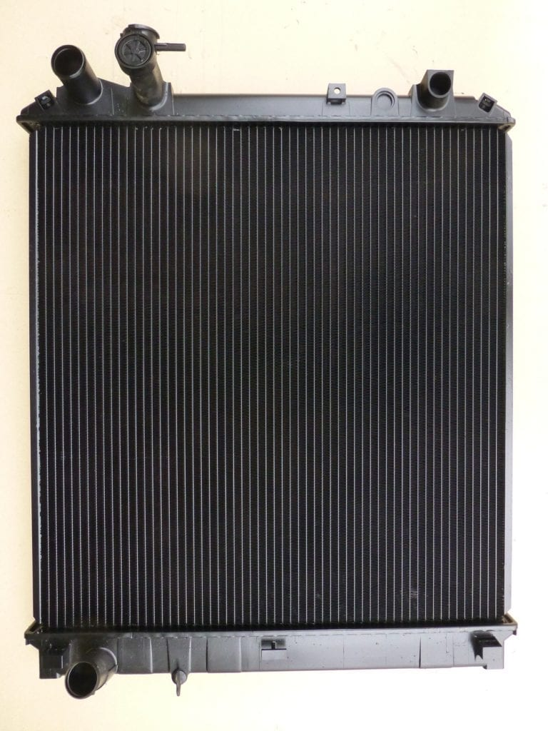 Isuzu N75 Custom Built Radiator Cornwall